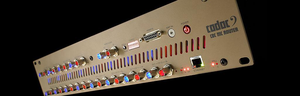 Cadac CDC MC Router