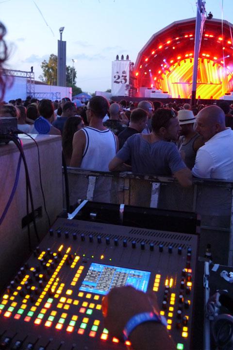 Cadac CDC four SPACE Ibiza 25th Anniversary party