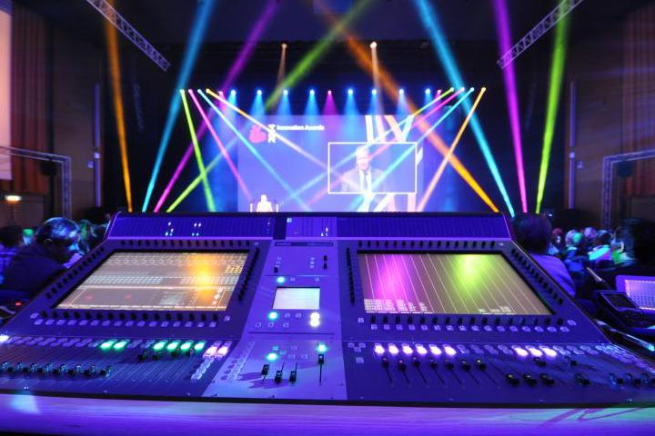 CDC eight IBC Big Screen Experience
