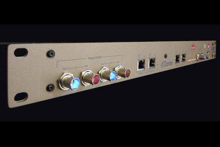 Cadac CDC MC Dante V2 audio bridge