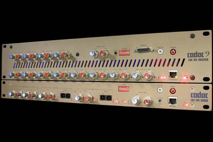 Cadac CDC MC Router - MC MADI