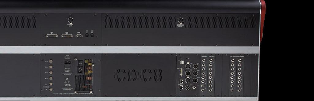 Cadac CDC eight IO