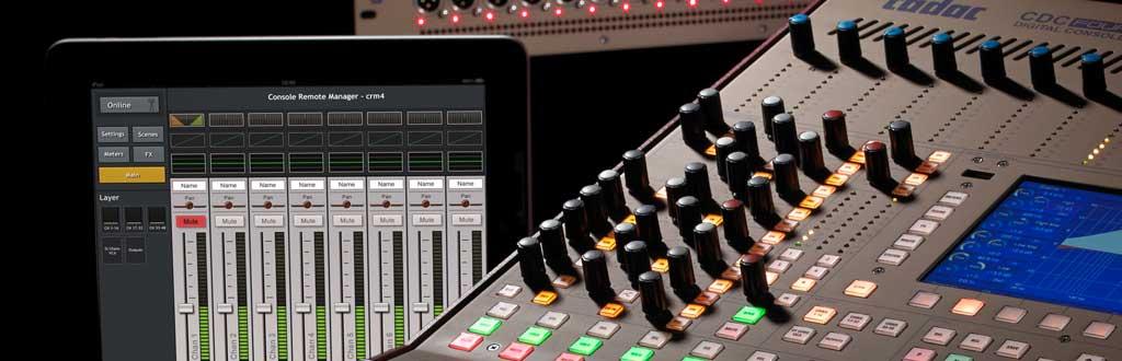 Cadac CDC four-m iPad