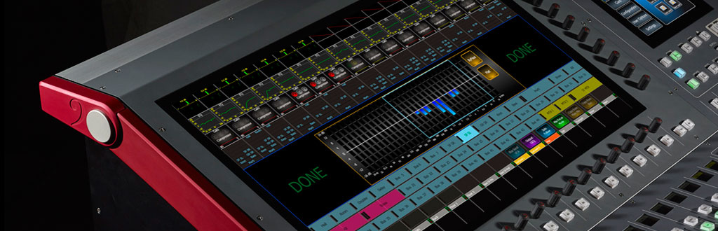 Cadac Mix Focus Screen