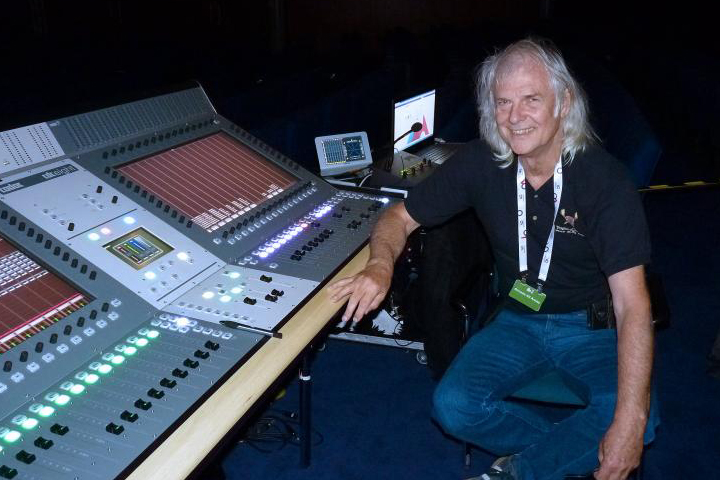 IBC Technical Resources Audio Terry Nelson