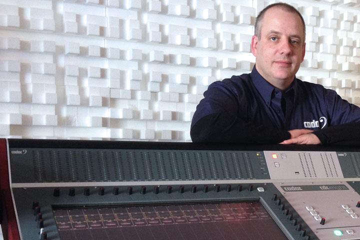 Rob Hughes Cadac UK Sales Manager